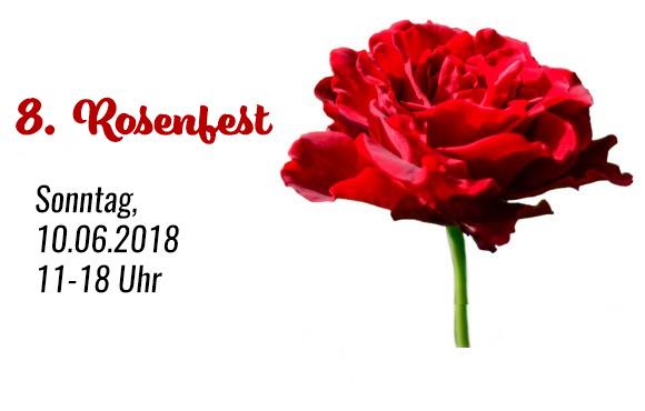 8. Rosenfest – Der Duft der Rose